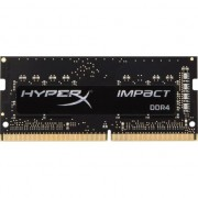 Memorie SODIMM DDR4 4GB Kingston HyperX Impact 2400MHz CL14