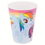 Hasbro My Little Pony plastglas, 260 ml