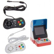 Bean Information Technology Game Monkey Neogeo Mini Pro Player Pack USA Version Includes 2 Game Pads (1 Black & 1 White) and HDMI Cable Neo Geo Pocket