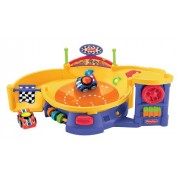 Fisher-Price Lil Zoomers Spinnin Sounds Speedway