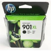 HP 901XL hög kapacitet svart Original bläckpatron (CC654AE)