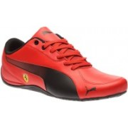 Puma Ferrari Drift Cat 5 SF Resec H2T Motorsport Shoes For Men(Red)
