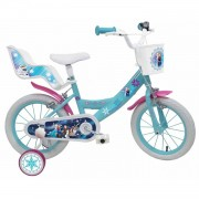 """Mondo Frozen 16"""" Bicicleta Mondo Disney"""
