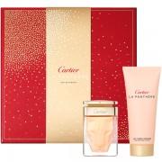 Cartier La Panthere Комплект (EDP 50ml + BL 100ml) за Жени