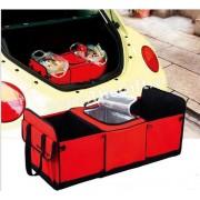 Geanta organizator pentru portbagaj, cu compartiment frigorific