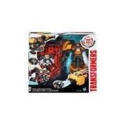 Boneco Transformers - Robots In Disguise - Mini-Con - Drift E Jetstorm - Hasbro