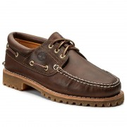 Обувки TIMBERLAND - Trad Hs 3 Eye Lug 30003 Brown
