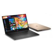 Laptop DELL, XPS 13 9360, Intel Core i7-7500U, 2.70 GHz, HDD: 128 GB, RAM: 8 GB, video: Intel HD Graphics 620, webcam