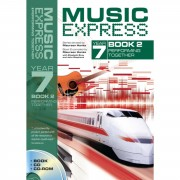 A&C Black Music Express: Year 7 Book 2, CD/CD-Rom