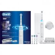 Oral B Genius 10000N White escova de dentes eléctrica D701.545.6XC