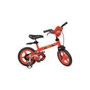 Bicicleta Infantil Disney Carros Aro 12- Brinquedos Bandeirante