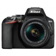 Nikon Kit Máquina Fotográfica Reflex D3500 + AFP DX18/55 + Estojo + Ebook (24.78 MP - Sensor: DX - ISO: 100 a 25600)