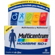Multicentrum hombre 50+, 30 un
