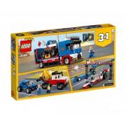 LEGO Creator 31085 - Подвижно каскадьорско шоу