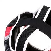 ELECTROPRIME Sports Karate Chest Guards MMA Boxing Headgear Head Guard Training Helmet