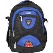 Spyki 15 inch Laptop Backpack(Blue, Black)