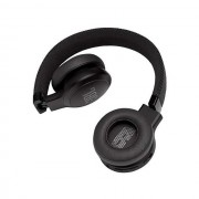 HEADPHONES, JBL LIVE400, Bluetooth, Microphone, Black (JBLLIVE400BTBLK)