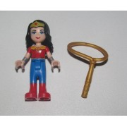 Lego Personnage Figurine Minifigure Super Heroes Girls Wonder Woman