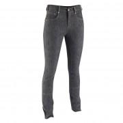 Fouganza Pantalon équitation femme BAS DROIT jean gris - Fouganza