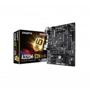 Tarjeta Madre GIGABYTE GA-A320M-S2H Socket AM4 AMD 2xDDR4