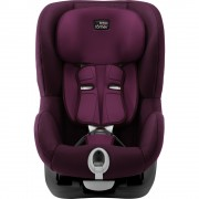 Scaun auto King II BS Burgundy Red Britax Romer