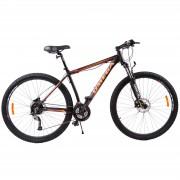 Bicicleta mountainbike Omega Bettridge 29 cadru 49 cm negru portocaliu2019