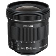 Objektiv Canon Lens EF-S 10-18mm IS STM (AC9519B005AA)