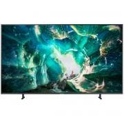 Televizor LED Samsung 49RU8002, 123 cm, 4K Ultra HD, PQI 1900, Dolby Digital Plus (20W), Procesor Quad-core, Smart TV, Wi-Fi, Bluetooth de energie scazuta, CI+, Clasa energetica A, Gri titan