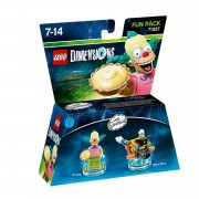LEGO Dimensions Krusty Fun Pack 71227