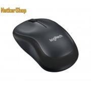 Logitech M220 Silent optikai vezeték nélküli USB fekete egér (2 év garancia)