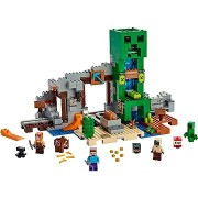 LEGO Minecraft 21155 A Creeper barlang