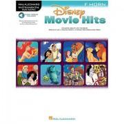 Hal Leonard Disney Movie Hits for horn Play-Along