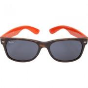 Ray Ban Brillen Herren, Kunststoff, braun