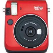 Fuji Instant Camera Instax Mini 70 Red 10 Shots