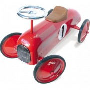 Vilac Red Ride On Classic Toy Car