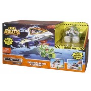 Matchbox Big Boots Intergalactic Fighters Vehicle