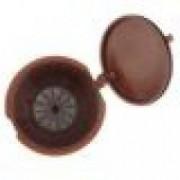 Capsule cafea reutilizabile reincarcabile compatibile Dolce Gusto maro FMD130