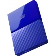 "HDD Extern Western Digital My Passport Slim, 2TB, USB 3.0, 2.5"" (Albastru)"