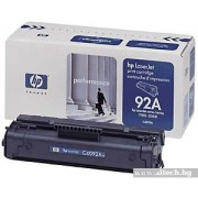 HP LaserJet 1100/ 1100a/ 3200/m Ultraprecise Print Cartridge, black (up to 2,500 pages) (C4092A)