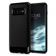 Carcasa Spigen Neo Hybrid Samsung Galaxy S10 Plus Midnight Black