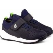 Pantofi Sport Baieti Bibi Sport Flex New Bleumarin/Verde 33 EU