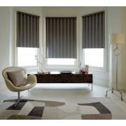HomingXL Rolgordijn verduisterend Luxe textuur serie napa