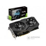 Placă video - Asus DUAL-GTX1660S-6G-EVO nVidia 6GB GDDR6 192bit PCIe