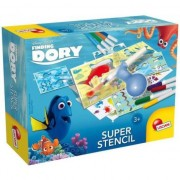 Set Lisciani, Finding Dory, Superstencil