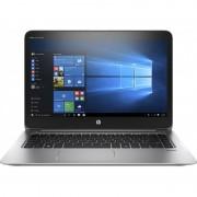 Laptop HP EliteBook Folio 1040 G3, 14 inch FHD, Intel Core i7-6500U, RAM 8GB, SSD 256GB, Windows 10 Pro 64, Argintiu