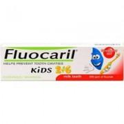 Fluocaril pasta dental kids fresa, 50 ml