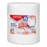 Rola prosop de bucatarie alb 60m 2 straturi Office Products