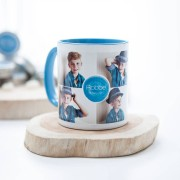 Personalised Colored Mug with photo