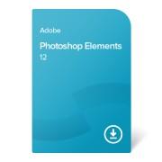 Adobe Photoshop Elements 12 DEU ESD (ADB-PHOTOELEM-12-DE) certificat electronic