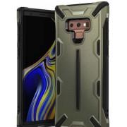 Protectie Spate Ringke Dual X 8809628562134 pentru Samsung Galaxy Note 9 (Bej)